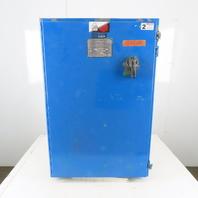 "Hinged Door 36x24x8"" Wall Mount Electrical JIC Box/Enclosure w/ Backplate"