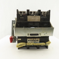 General Electric TJK436Y400 Molded Case Circuit Breaker 600V 400A 3P W/Operator