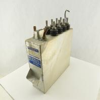 General Electric 19L 81RP4 1620kVr 1250V 3000Hz 1Ph Capacitor