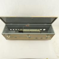 "Hoffman 24""x6""x6"" Electrical Enclosure Junction Box Wiring Trough"