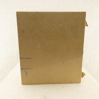 """Steel Wall mount Electrical Enclosure 16""""x14""""x6"""""""