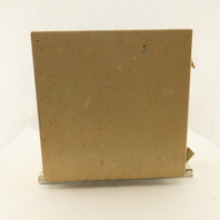 """Steel Wall Mount Electrical Enclosure 12""""x12""""x6"""""""