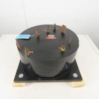 Hunterdon BP-497-2 Water Cooled Reactor 200kW 480V 249kVa 60Hz IF Power Supply