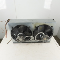 Donaldson VF-500 1/16Hp 1Ph 460V Dual Fan After Cooler Compressed Air Dryer