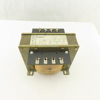 General Electric 9T58B72 Type IP 230-460/575HV 1Ph 1kVa 115/95LV Transformer