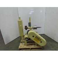 Roots Dresser 5Hp Rotary Lobe Vacuum/Blower Package Premier Pneumatics 3 Phase