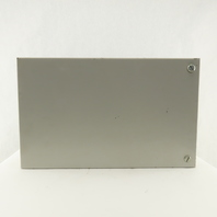 """Steel Wall Mount Divided Electrical Enclosure 19""""x11-1/2""""x7"""""""