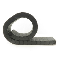 """igus 157.090.125 Enclosed Cable/Hose Carrier Energy Drag Chain 1-3/4""""x3-1/4""""x57"""""""
