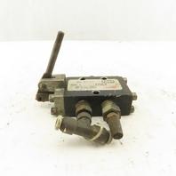 ARO E152LM 3 Port 2 Position Manual Spool Valve