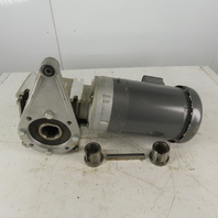 Nord Drive Systems 1S75N40TC Gear Motor 60:1 Ratio 29 RPM 1Hp 208-230/460V