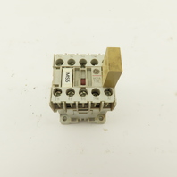 General Electric MC1A310AT 600V 5Hp Contactor  120V Coil
