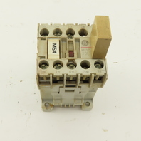 General Electric MC1C310AT 600V 5Hp Contactor 24V Coil