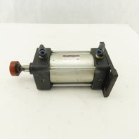 "SMC NCA1G250-01-0062US 2-1/2"" Bore 2"" Stroke Double Acting Air Cylinder"
