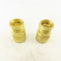 Victor Torch 0302-0023 300 Series Replacement Head Lot of 2