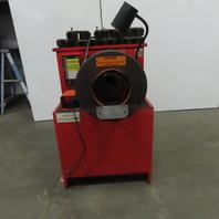 Aeroquip Procrimp 1390 110V Hydraulic 10k PSI Hose Swage Crimp 12 Sets Of Dies
