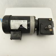 Worldwide Electric HdRF175-10/1-R-56C 10:1 Ratio 3/4Hp 3Ph 208-460V Gear Motor