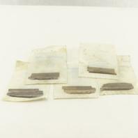 Ingersoll Rand  DG31-42-4 Vane (Package of 4) Lot of 5