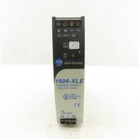 Allen Bradley 1606-XLE120EN Series A Power Supply 100-120V Input 24-28VDC output