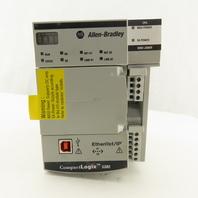 Allen Bradley 5069-L306ER CompactLogix 5380 Process Controller