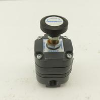 ControlAir Type 100HR High Relief Precision Air Pressure Regulator 0-120PSI