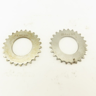 Morse 250-AG325 Sprocket 35 Chain 25T For Use W/Size 250 Torque Limiter Lot/2