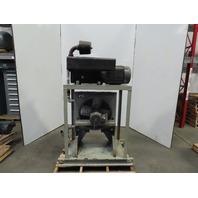 Zephyr DLR-100 Vacuum Pump Package W/Heat Exchanger 7.5Hp 208-230/460V 3Ph