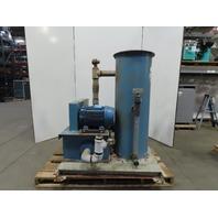 Carbonair 20Hp Vacuum/Blower Pump Package Vaper Scrubber 208-230/460V3Ph