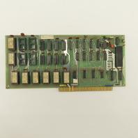 58001783 Control Circuit Board PCB Card