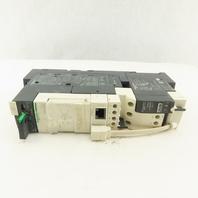 Schneider Elect. Lub120 Reversing Motor Starter LCUA05BL LU2MB0BI LUFC00 LUA1C20