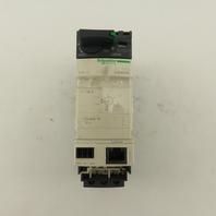 Schneider Elect.  Motor Starter LCUA05BL 1.25A To 5A LUFC00