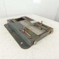 324T Motor Frame Mount Adjustable Slide Plate