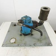 Vickers 2520V17A5 Hydraulic Rotary Vane Pump Tank Lid Assembly