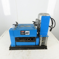 Blue Rock WS-212 2Hp 120V 1725RPM Motorized Copper Wire Stripping Machine 75FPM