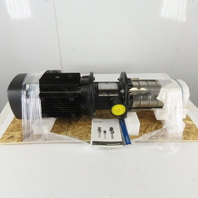 Grundfos MTR20-5/2 5Hp 208-230/460V Multistage Coolant Immersible Pump