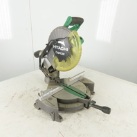 "Hitachi C10FCE2 10"" Compound Miter Saw 120V 1Ph"