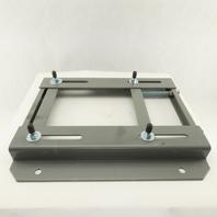 W 286T  Motor NEMA Frame Double Adjustable Slide Plate
