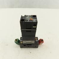 Crouzer 81506710 Adjustable Pneumatic Relay Timer W/Base