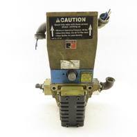 "ROSS Controls Telemecanique RCL-554 Dual Solenoid Safety Valve 1/2"" NPT"