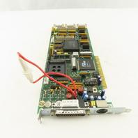 Metrologic Instruments M0 1138 01 02 ME532 PCI Counter Card Circuit Board