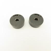 Dotco 7003 Air Tool Grinder /Sander Rear Bearing Plate 10-27 Lot of 2