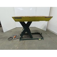 "Southworth LS2-36 2000Lb Hydraulic Scissor Lift 60""x 36"" Table 115V Single Phase 1Ph"
