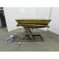 """Southworth LS2-36 2000Lb Hydraulic Scissor Lift Table 56""""x42"""" 208-230/460V 3Ph"""