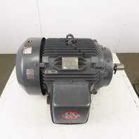 US Motors HD50P3E 50Hp 1190RPM 3Ph 230/460V 365T Hostile Duty AC Motor