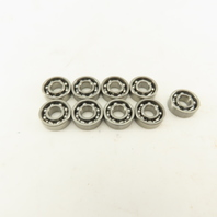 Ingersoll Rand 302-22 Ball Bearing For 3101G Air Die Grinder Lot of 9