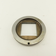 2.000 +.020 Square Hole Die CNC Turret Punch For 4.250 Holder