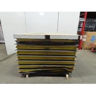 "Autoquip Series 35 2500 Lb Hydraulic Scissor Lift 60x54"" Table 115V Single Phase"