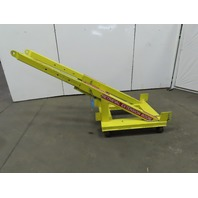Custom Telescoping Forklift Mobile Crane Jib Double Boom Attachment
