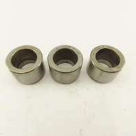 1.000 +.014 Round Hole Die CNC Turret For 1.562 Holder Lot Of 3