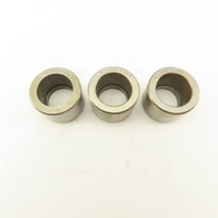 1.000 +.006 Round Hole Die CNC Turret For 1.562 Holder Lot Of 3