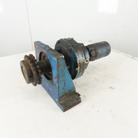 Parker Torqlink D/C 04500AB 45cc/Rev Low Speed High Torque Hydraulic Motor